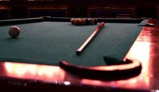 Professional pool table setup in Anacortes content img2