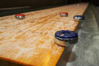 SOLO® Shuffleboard Movers Anacortes, Washington.